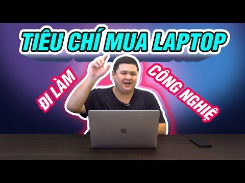 Tiêu chí mua laptop làm việc công nghệ (developer, data, devops, sysad...)