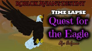 Quest for the Eagle on Roblox Avian's Destiny