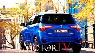 NEW 2017 TOYOTA YARIS & YARIS HYBRID l EXTERIOR & INTERIOR l BEAUTY SHOTS
