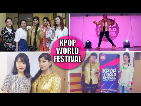 PERFORMING AS A KPOP IDOL?! (Kpop World Festival Pakistan 2016)