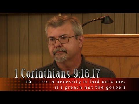 1 Corinthians 9:16,17 Message 38 by Dave Stewart