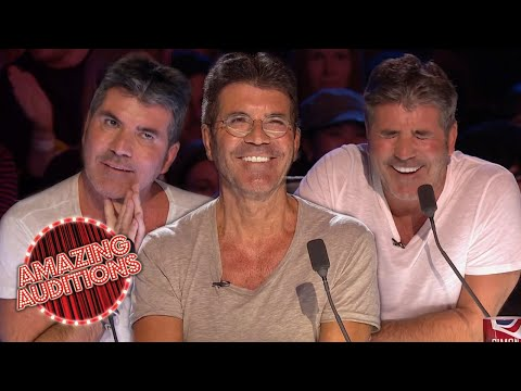 Simon Cowell's FAVOURITE Ever Auditions From Got Talent and X Factor  | Amazing Auditions