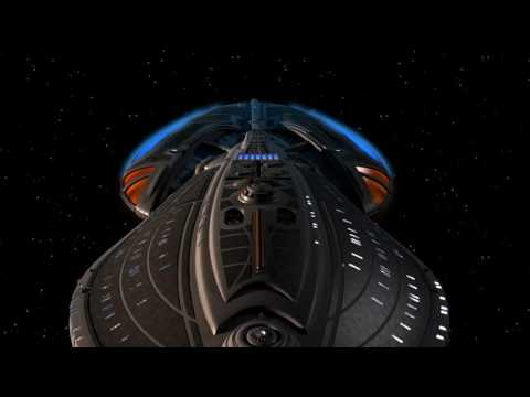 Star Trek:   USS Nautilus & USS Diligent - fan CGI animation