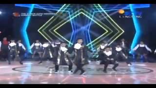 Dance Icon SCTV perfoma SWAG TEAM VS DOPE TEAM