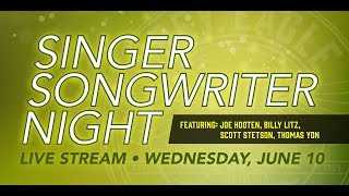Singer/Songwriter Night at The Grey Eagle 6-10-2020