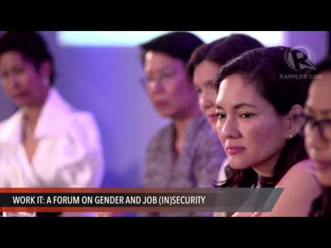Work It: Jobs and women's identity (part 1)
