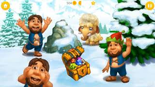 The Tribez Kids  Take care of Stone Age pets!   My Virtual Pet Dress Up Care Makeover Games For Kids