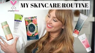 My Cruelty-Free Skincare Routine & Fave Products (Acne Story)