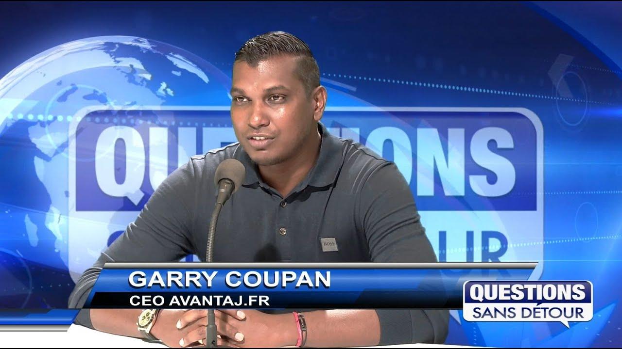 GARRY COUPAN - CEO - Avantaj.fr est l'invité dans QSD sur ETV