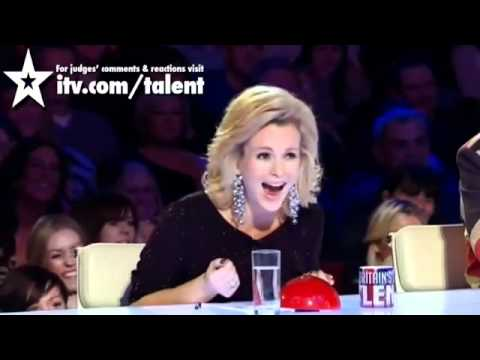 Ant McPartlin and Declan Donnelly make fun of Amanda ...