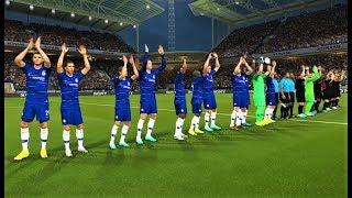 Chelsea vs Everton   Full Match & All Goals 2018   PES 2018 HD