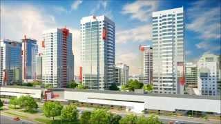 видео проектирование многоэтажного жилого дома