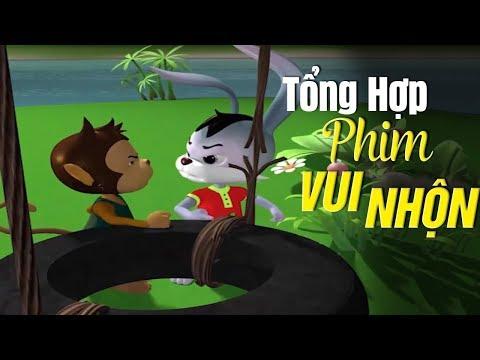 HOẠT HÌNH VUI NHỘN HÀI HƯỚC CHO BÉ - Phim Hoạt Hình 3D Hay Nhất 2018 | Tổng hợp hoạt hình hay