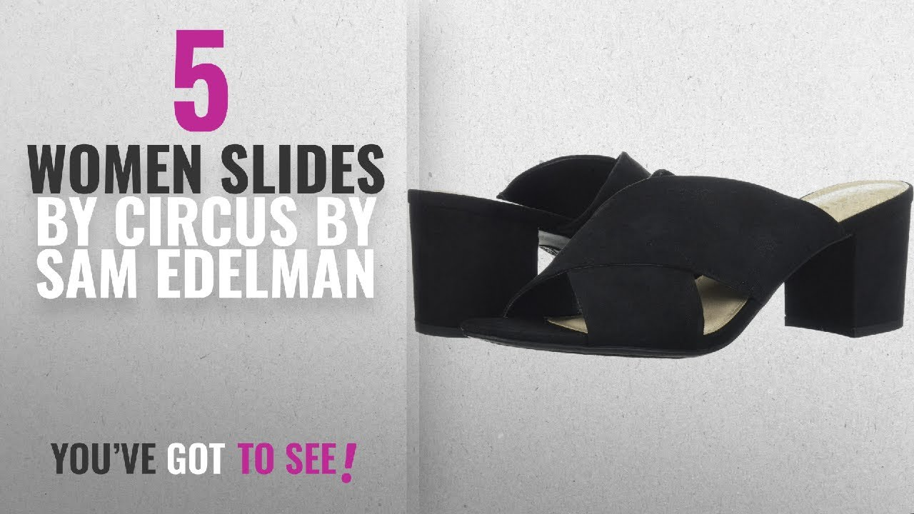1020fbd50 Top 5 Circus By Sam Edelman Women Slides  2018   Circus by Sam ...