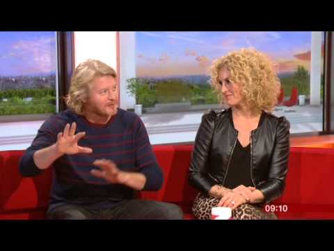 Little Big Town BBC Breakfast 2015