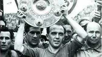 Die Gründungsmitglieder der Bundesliga