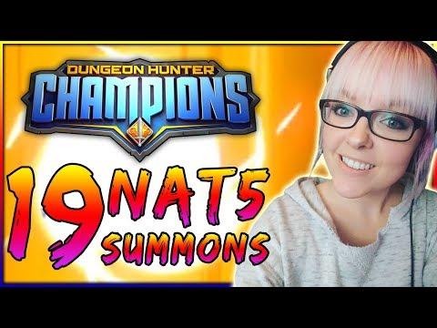 UNBELIEVABLE 2000+ SUMMONS | Dungeon Hunter Champions