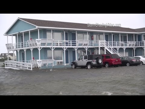 7/4/2014 Hurricane Arthur Morehead City/Nags Head, NC