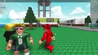 Roblox Gameplay Naturkatastrophen machen Freunde :P