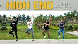 High End | Bhangra | Diljit Dosanjh | Way Of Bhangra (2018) | Dj Hans