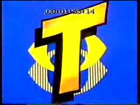 Early Tiswas opening titles (1975)