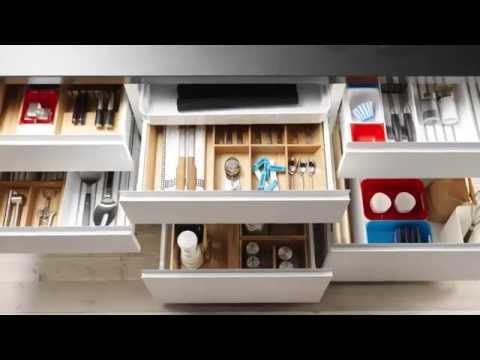 Sådan får du opbevaringsplads i dit køkken   youtube