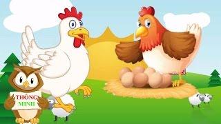 Thế giới động vật | tên gọi và âm thanh các con vật nuôi trong gia đình| Dạy trẻ thông minh sớm