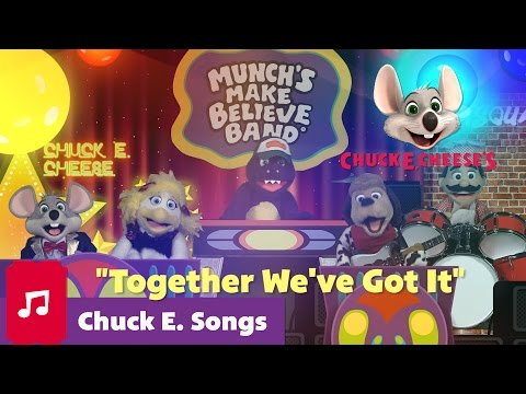 Together We've Got It | Chuck E. Cheese Songs