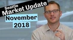 Seattle Real Estate Market Update   November 2018