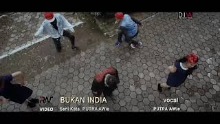 BUKAN INDIA bollymix 4 PUTRA AWie - lagu minang terbaru