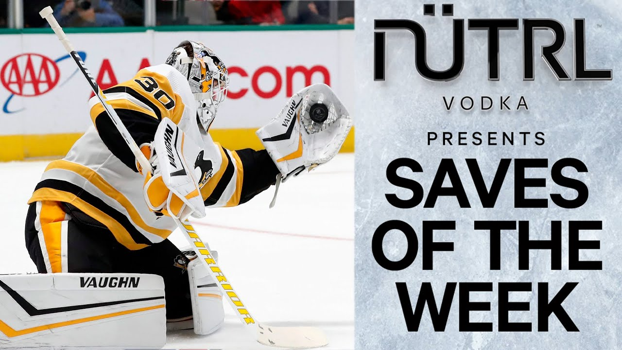 NHL Saves of the Week: Murray Gets The Leg Up On Islanders
