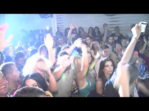 Discoteca a Valona - Saint Tropez Beach Bar - Vlore Albania 2012
