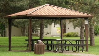 Northwest Cities: Robbinsdale Picnic Shelters