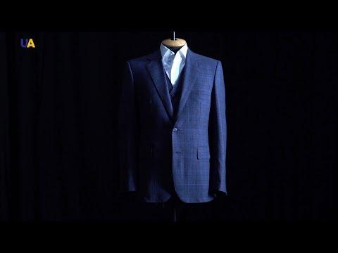 Классические мужские костюмы от Антона Малиновского | Мастер дела