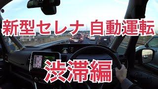 新型セレナプロパイロット自動運転インプレ渋滞編むしろ渋滞時に効果発揮!
