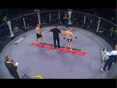 McAllister vs Edgeworth. CWC 'Nightmare'.