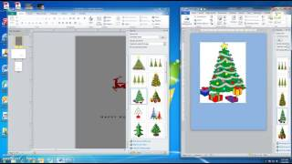 Removing backgrounds for itęms in Publisher
