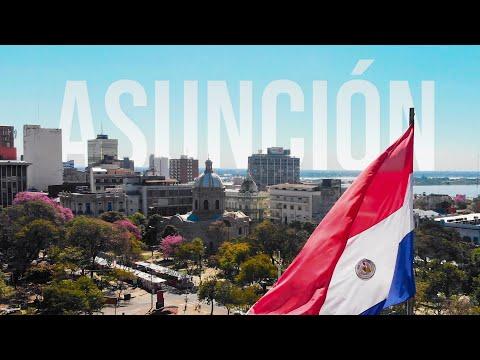 Capital verde del Mundo, ASUNCIÓN Paraguay Parte #1 | Gajes del Youtuber