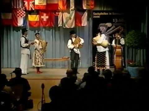 Sackpfeifen in Schwaben 2000