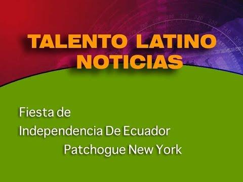Talento Latino Noticias Semana 8/30/14