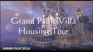 ESO Fashion - Grand Psijic Villa Homestead Tour