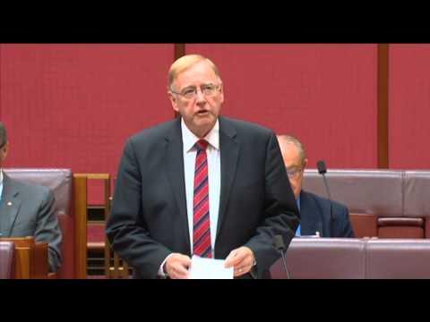 LNP Senator Ian Macdonald blasts Prime Minister