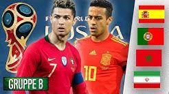 WM Check: Letzte Titel-Chance für Ronaldo! | Gruppe B
