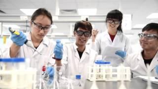 NUS Chemistry Department Video 2016