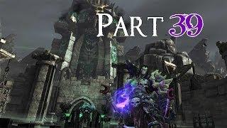 Darksiders II 100% Walkthrough 39 Kingdom Of The Dead ( COTD ) Boss Battle: The Wailing Host