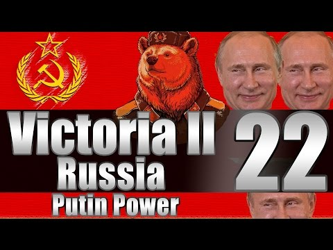 "Victoria 2 Russia ""SOVIET RUSSIA!"" EP:22 [""New"" Patch]"