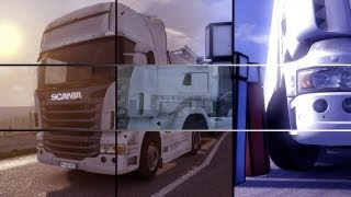 Scania Truck Driving Simulator The Game - promo trailer