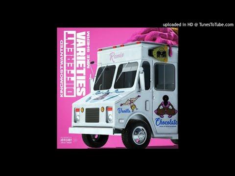 KingMostWanted Ft. Mike Sherm - Different Varieties Remix (Prod. MCM Raymond)