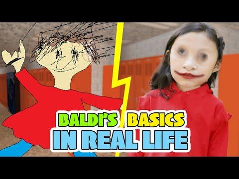 BALDI'S BASICS in REAL LIFE