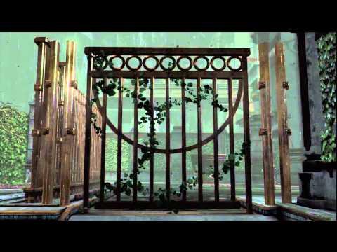 God of war 3 - Guia en español (parte 14) (jardín de hera) (hera's garden) (titan)
